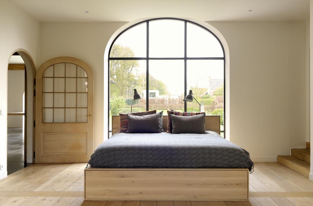 Décoration chambre à coucher naturelle et moderne - La ...