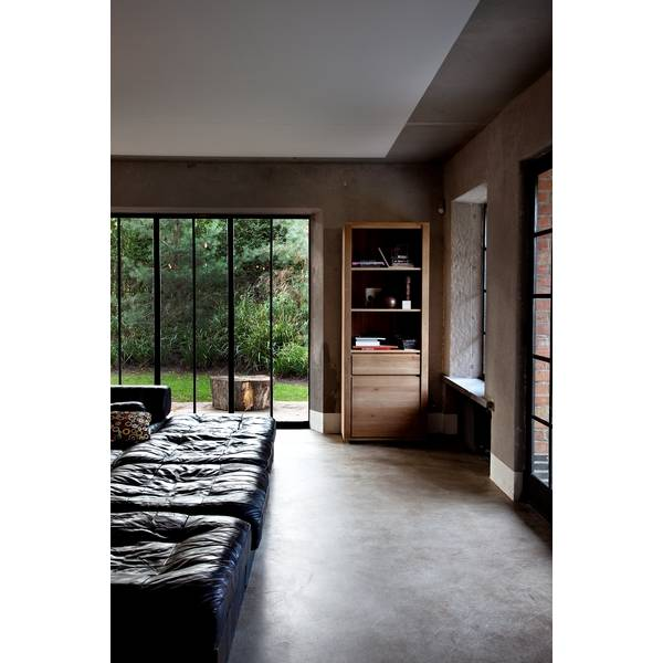 biblioth que shadow ethnicraft en ch ne magasin de meubles design lyon ameublement et. Black Bedroom Furniture Sets. Home Design Ideas