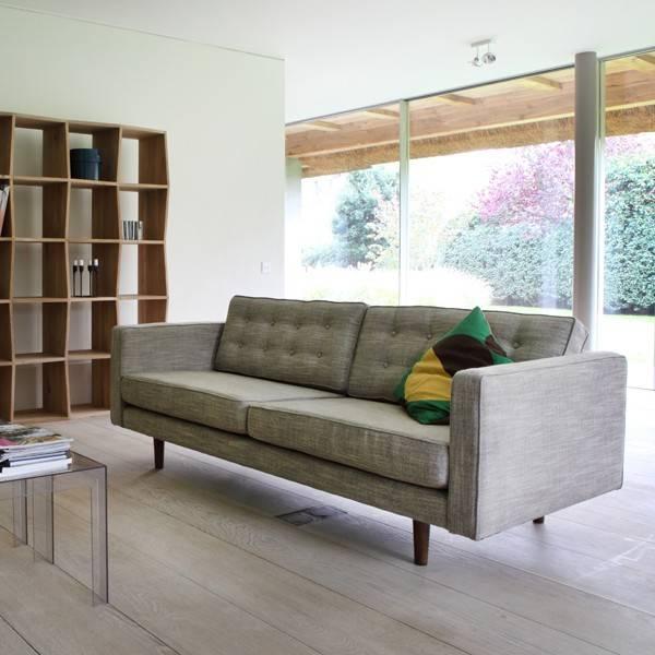 canap n101 ethnicraft magasin de meubles design lyon ameublement et d coration lyon. Black Bedroom Furniture Sets. Home Design Ideas