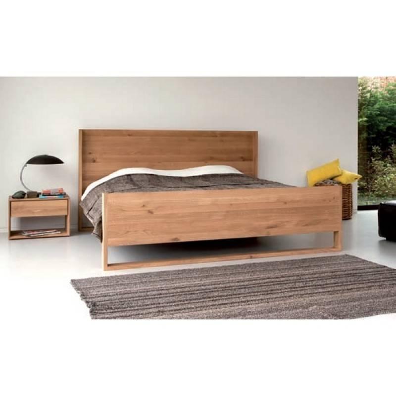 lit nordic en ch ne ethnicraft magasin de meubles design lyon ameublement et d coration. Black Bedroom Furniture Sets. Home Design Ideas