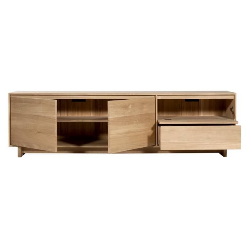 meuble tv wave ethnicraft magasin de meubles design lyon ameublement et d coration lyon. Black Bedroom Furniture Sets. Home Design Ideas