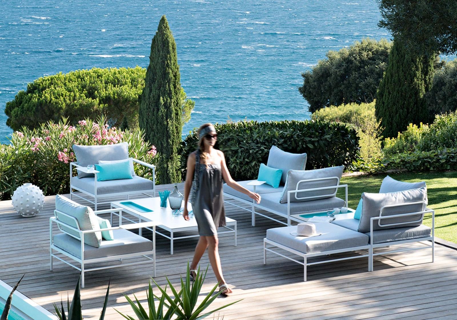 Mobilier de jardin fran ais vlaemynck lyon magasin de meubles design lyon ameublement et - Mobilier de jardin design ...