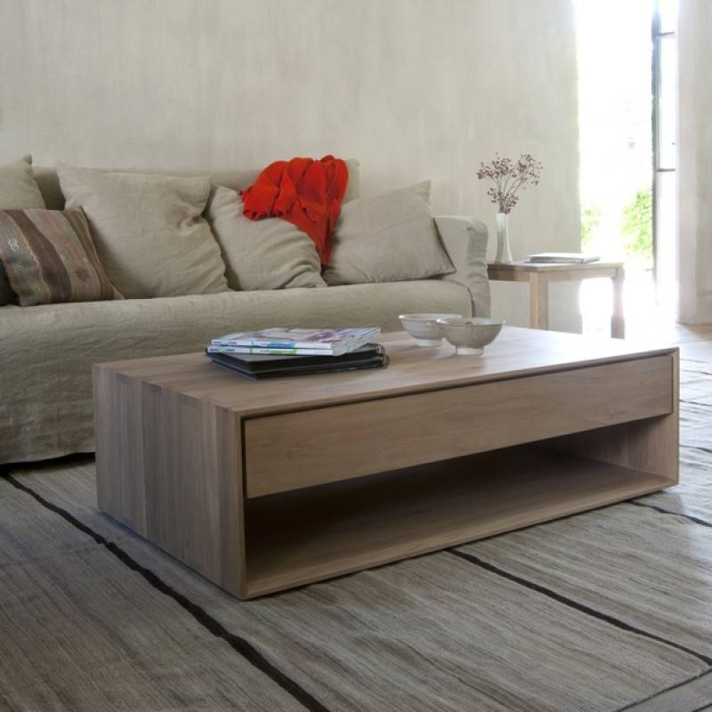 Table Basse NORDIC en Chêne Ethnicraft