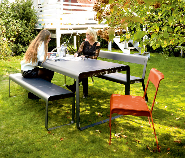 Mobilier de jardin haut de gamme lyon - Mailleraye.fr jardin