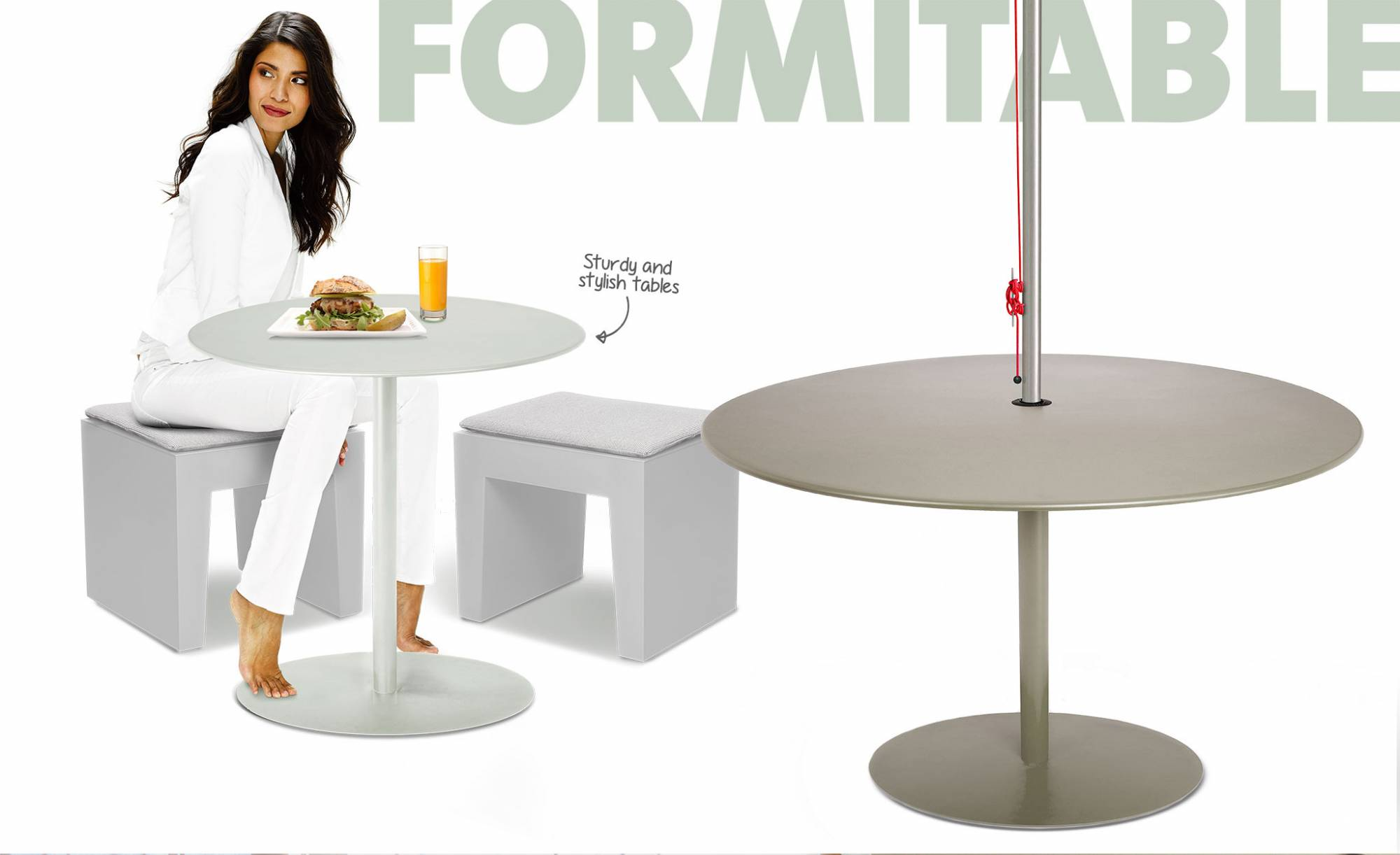 Table Formitable XS Fatboy